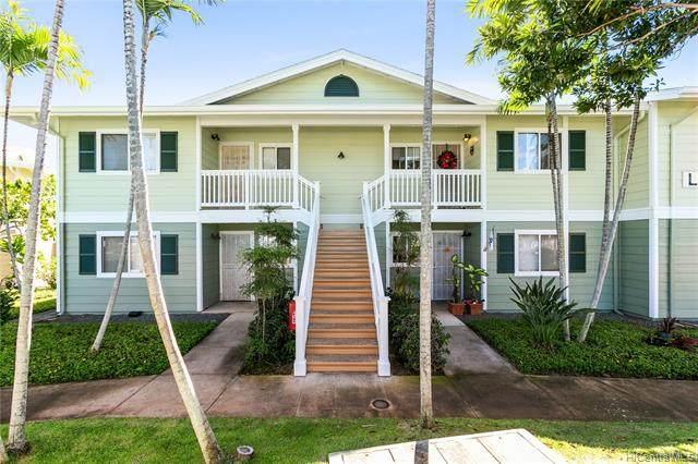 94-510 Lumiaina Street L202, Waipahu, HI 96797 (MLS #202030288) :: Corcoran Pacific Properties