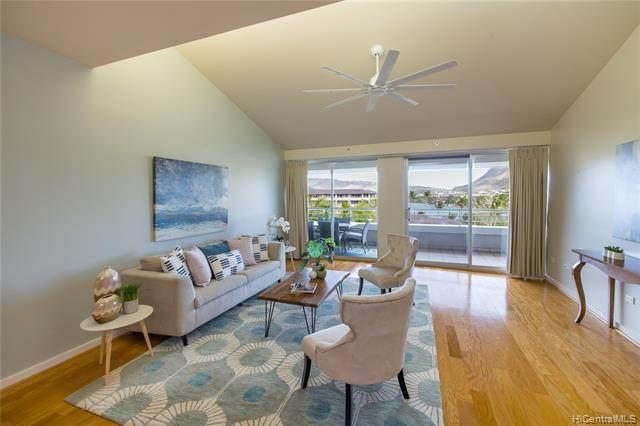 1 Keahole Place #1604, Honolulu, HI 96825 (MLS #202030317) :: Barnes Hawaii