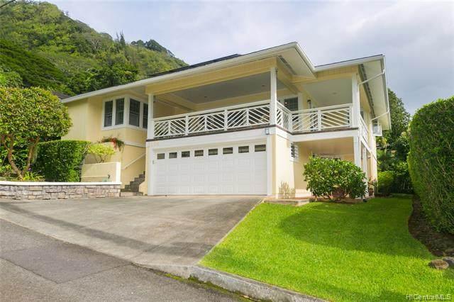 3164 Huelani Place, Honolulu, HI 96822 (MLS #202030345) :: Corcoran Pacific Properties