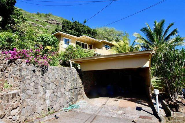 3247 Kalua Place, Honolulu, HI 96816 (MLS #202030375) :: The Ihara Team