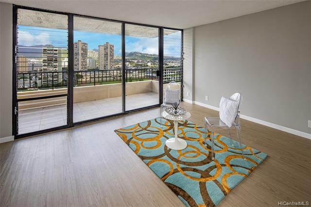 2121 Ala Wai Boulevard #1806, Honolulu, HI 96815 (MLS #202030381) :: Barnes Hawaii
