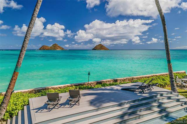 1408A Mokulua Drive, Kailua, HI 96734 (MLS #202030418) :: Team Lally