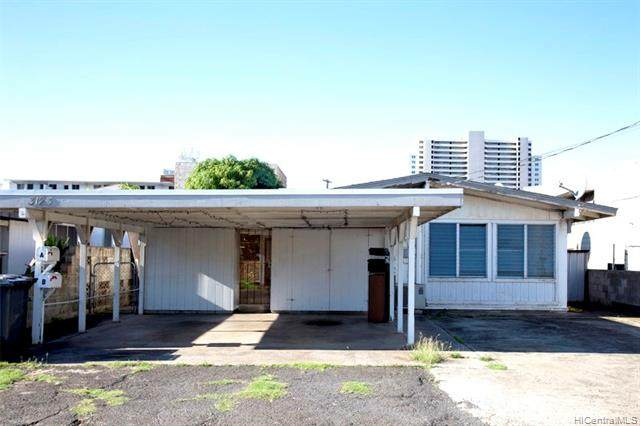 3123 Olu Street, Honolulu, HI 96816 (MLS #202030443) :: The Ihara Team