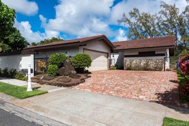 7802 Makaaoa Place, Honolulu, HI 96825 (MLS #202031528) :: LUVA Real Estate