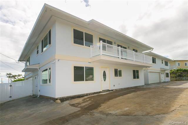 1051 Kahili Street, Kailua, HI 96734 (MLS #202031565) :: LUVA Real Estate