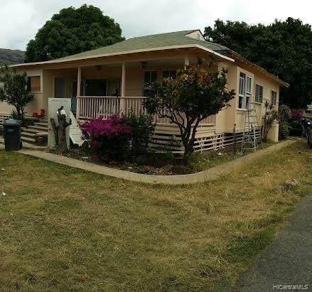 85-824 Lihue Street, Waianae, HI 96792 (MLS #202031577) :: Team Lally