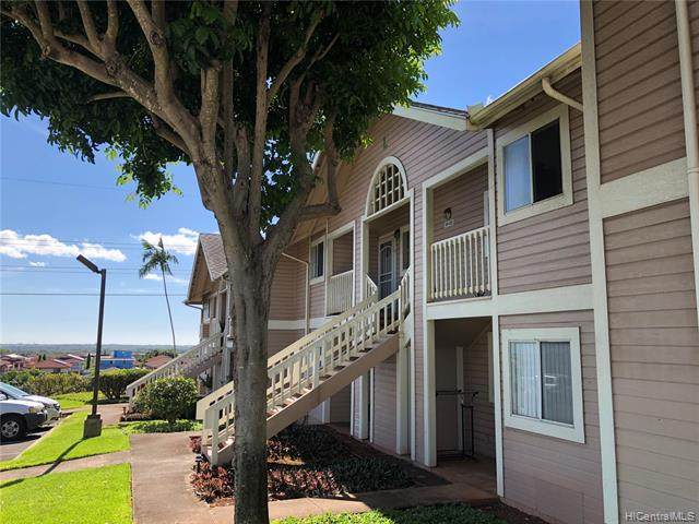 94-515 Lumiaina Street L103, Waipahu, HI 96797 (MLS #202031587) :: The Ihara Team
