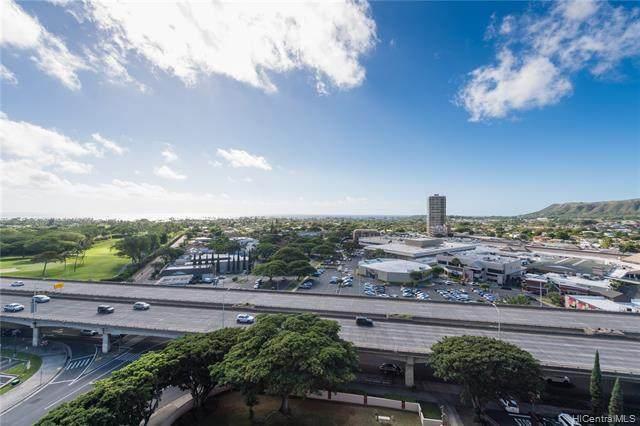 4300 Waialae Avenue A1303, Honolulu, HI 96816 (MLS #202031605) :: Hawai'i Life