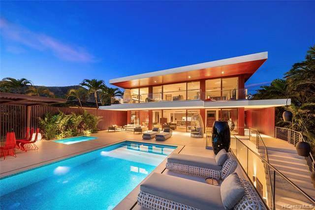 224-A Kulamanu Place, Honolulu, HI 96816 (MLS #202031638) :: Corcoran Pacific Properties