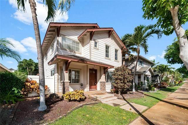 91-1112 Kaiopua Street, Ewa Beach, HI 96706 (MLS #202031669) :: Corcoran Pacific Properties