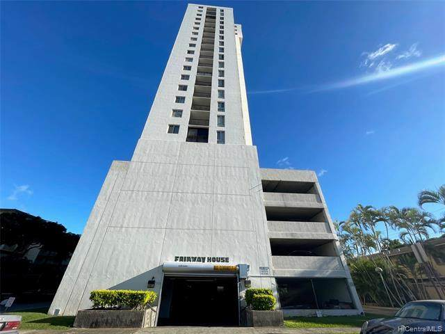 2916 Date Street 12H, Honolulu, HI 96816 (MLS #202031686) :: Corcoran Pacific Properties