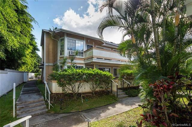 585 Mananai Place 26D, Honolulu, HI 96818 (MLS #202031692) :: Corcoran Pacific Properties