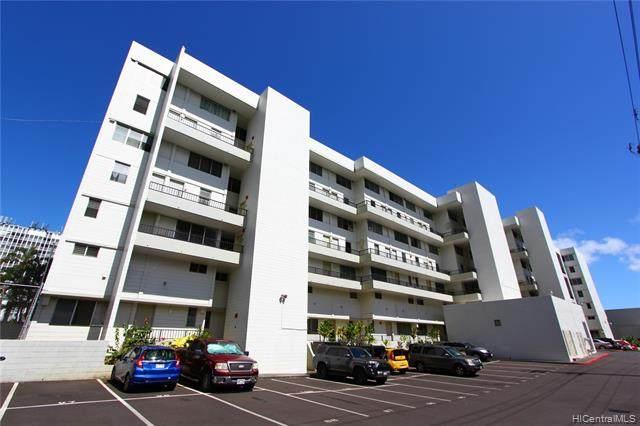 46-270 Kahuhipa Street A407, Kaneohe, HI 96744 (MLS #202031729) :: Hawai'i Life