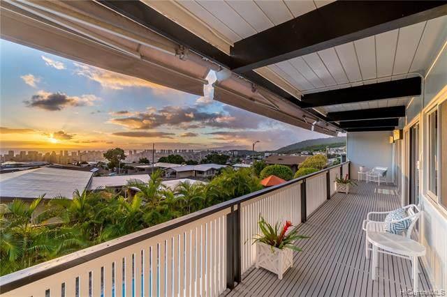 1653 Kanalui Street, Honolulu, HI 96816 (MLS #202031782) :: Corcoran Pacific Properties