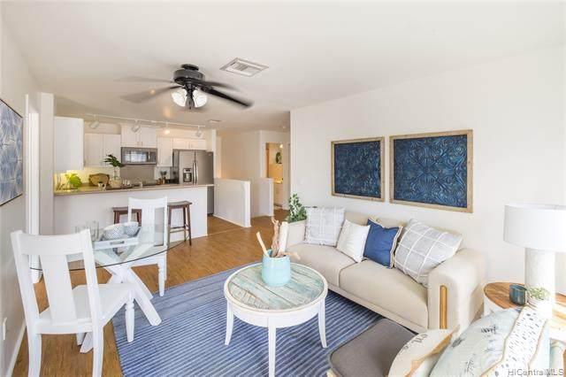 1171 Mokuhano Street E203, Honolulu, HI 96825 (MLS #202031833) :: Corcoran Pacific Properties