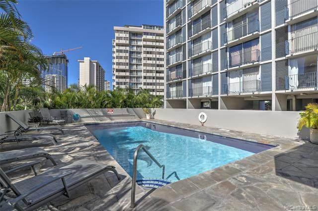 1650 Kanunu Street #714, Honolulu, HI 96814 (MLS #202031847) :: Team Lally