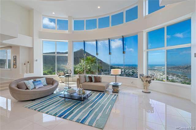 114 Hanohano Place, Honolulu, HI 96825 (MLS #202031884) :: Team Lally