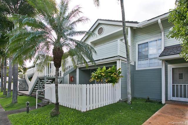 94-1505 Waipio Uka Street B107, Waipahu, HI 96797 (MLS #202031903) :: Hawai'i Life