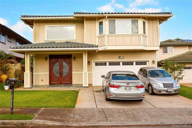 94-137 Makoa Street, Waipahu, HI 96797 (MLS #202032060) :: Corcoran Pacific Properties