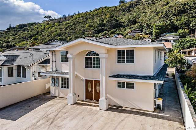 2664 Rooke Avenue, Honolulu, HI 96817 (MLS #202032100) :: Keller Williams Honolulu