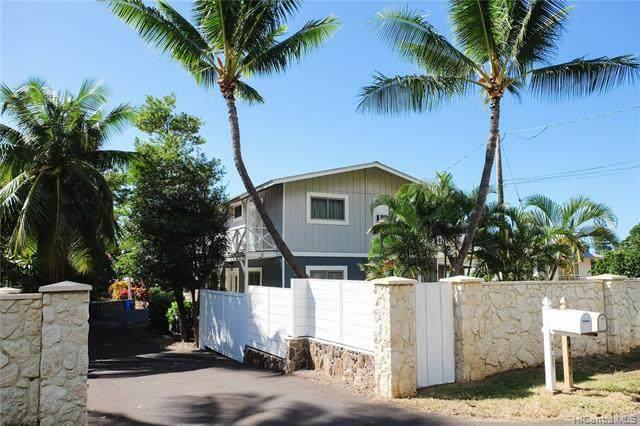 84-257 Farrington Highway, Waianae, HI 96792 (MLS #202032114) :: Corcoran Pacific Properties