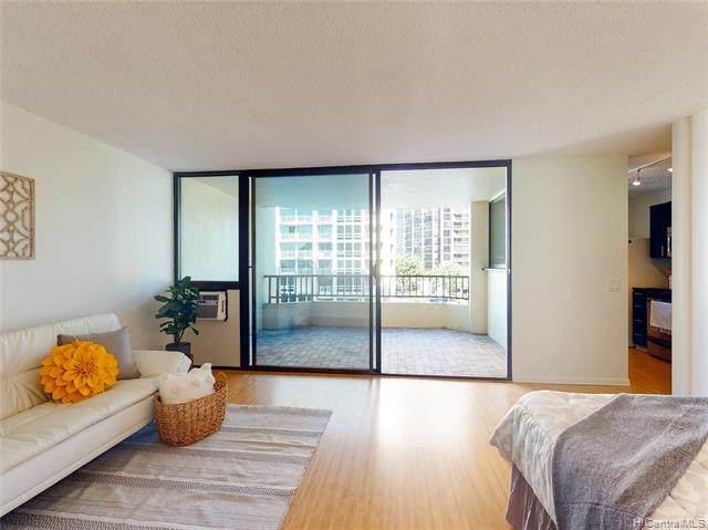 55 S Judd Street #908, Honolulu, HI 96817 (MLS #202032170) :: Keller Williams Honolulu