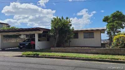 2234 Ala Mahamoe Street, Honolulu, HI 96819 (MLS #202032199) :: Corcoran Pacific Properties