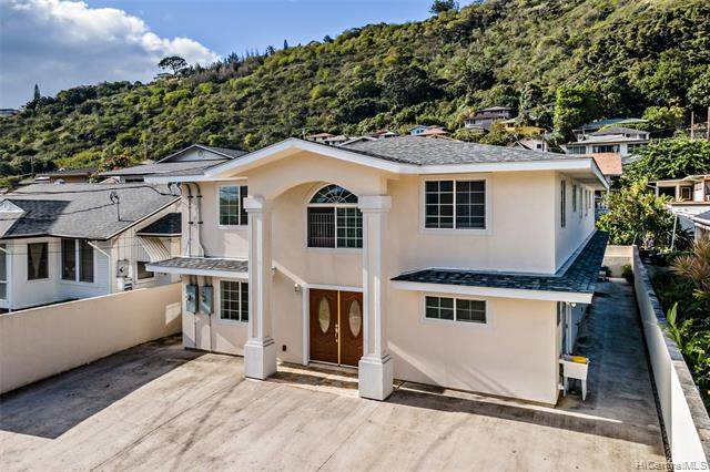 2664 Rooke Avenue, Honolulu, HI 96817 (MLS #202032217) :: Keller Williams Honolulu