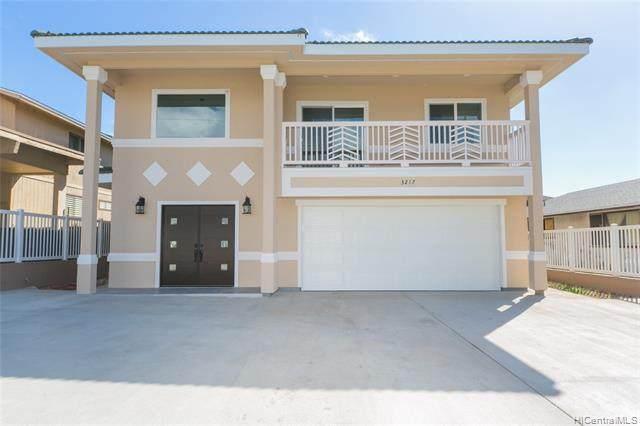3217 Brokaw Street, Honolulu, HI 96816 (MLS #202032249) :: Corcoran Pacific Properties