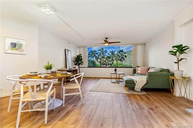 555 Hahaione Street 2B, Honolulu, HI 96825 (MLS #202032260) :: LUVA Real Estate