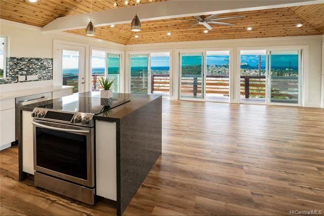 1709 Iwi Way, Honolulu, HI 96816 (MLS #202032280) :: LUVA Real Estate