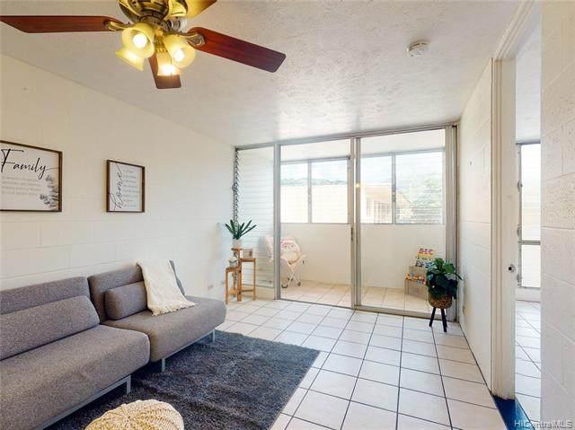 1870 Lusitana Street #308, Honolulu, HI 96813 (MLS #202032294) :: Corcoran Pacific Properties