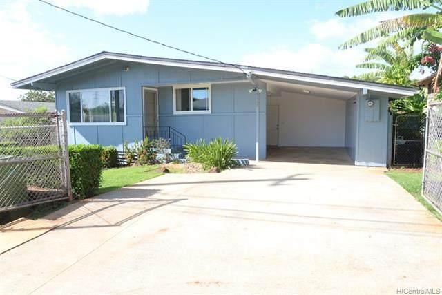 1448 Hoohulu Street, Pearl City, HI 96782 (MLS #202032315) :: Corcoran Pacific Properties