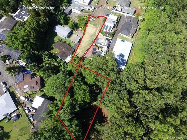 1800 Laniloa Place C/D, Wahiawa, HI 96786 (MLS #202032350) :: LUVA Real Estate