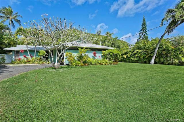 423 Ilimano Street, Kailua, HI 96734 (MLS #202032379) :: Keller Williams Honolulu