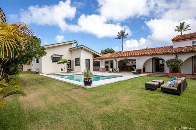 381 Auwinala Road, Kailua, HI 96734 (MLS #202032457) :: LUVA Real Estate