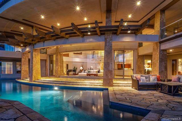 569 Portlock Road, Honolulu, HI 96825 (MLS #202032528) :: Corcoran Pacific Properties