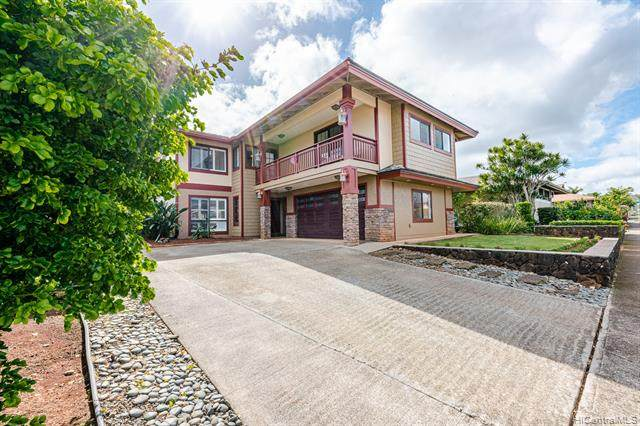 95-656 Holani Street, Mililani, HI 96789 (MLS #202032545) :: Corcoran Pacific Properties