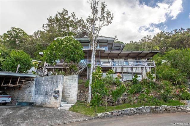 3381 Kamaaina Place #1, Honolulu, HI 96817 (MLS #202032572) :: Keller Williams Honolulu
