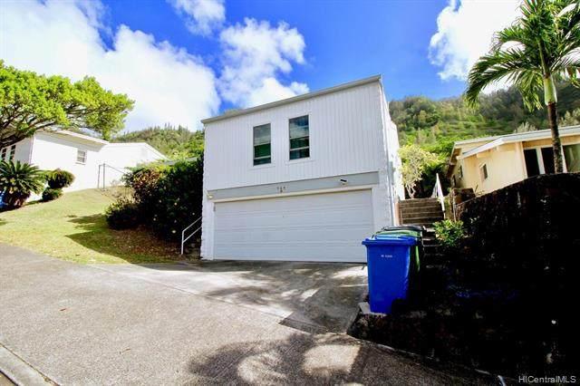 745 Kalaau Place, Honolulu, HI 96821 (MLS #202032586) :: Corcoran Pacific Properties