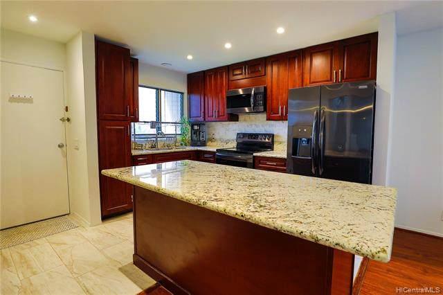 98-1366 Koaheahe Place #195, Pearl City, HI 96782 (MLS #202032701) :: Barnes Hawaii