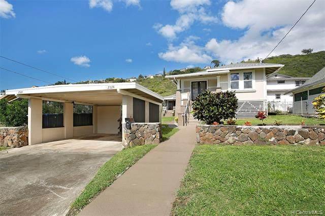 2522 Puunui Avenue, Honolulu, HI 96817 (MLS #202032754) :: LUVA Real Estate