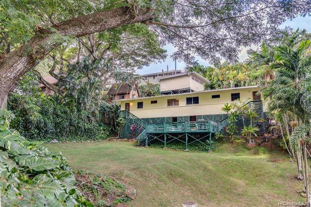Address Not Published, Kaneohe, HI 96744 (MLS #202032784) :: Barnes Hawaii