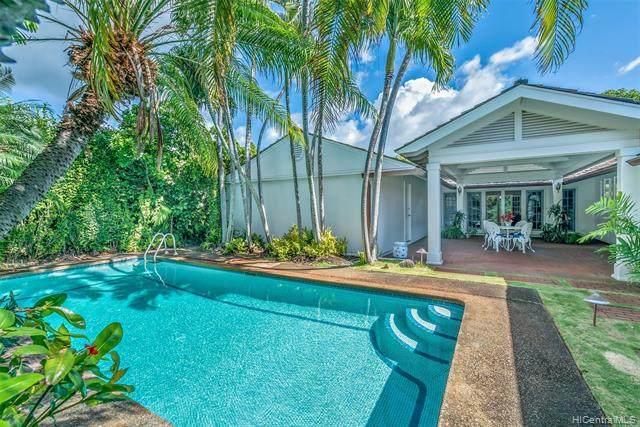 1121 Waieli Street, Honolulu, HI 96821 (MLS #202032830) :: Corcoran Pacific Properties