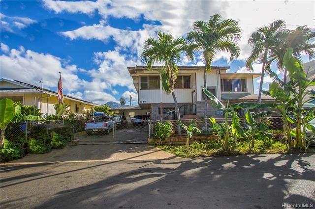 87-876 Ehu Street, Waianae, HI 96792 (MLS #202032903) :: Keller Williams Honolulu