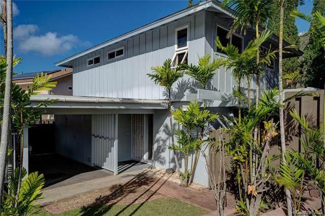 843 Maniniholo Street, Honolulu, HI 96825 (MLS #202032909) :: LUVA Real Estate