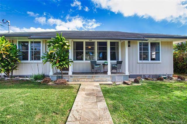 931 Kealaolu Avenue, Honolulu, HI 96816 (MLS #202100007) :: Corcoran Pacific Properties