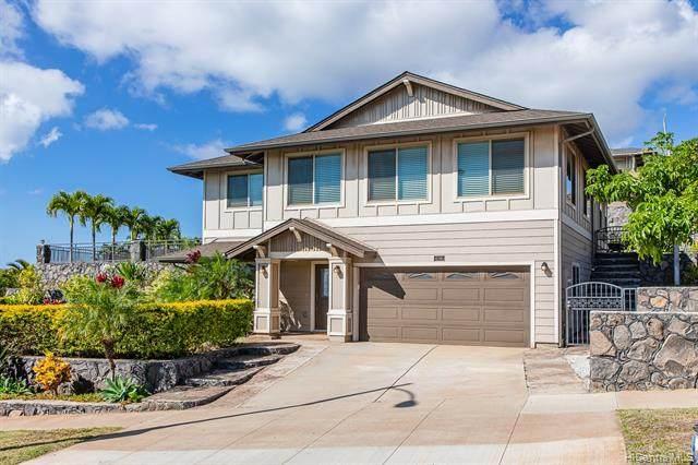 92-860 Welo Street, Kapolei, HI 96707 (MLS #202100015) :: Corcoran Pacific Properties