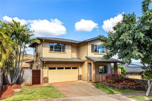 92-1163 Pueonani Street, Kapolei, HI 96707 (MLS #202100032) :: Keller Williams Honolulu