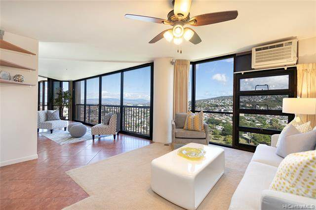 2101 Nuuanu Avenue I2505, Honolulu, HI 96817 (MLS #202100056) :: Corcoran Pacific Properties
